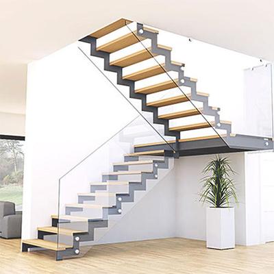 家用双梁楼梯直销