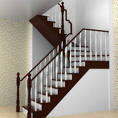 保定实木楼梯