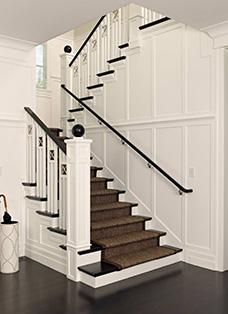优质欧式楼梯