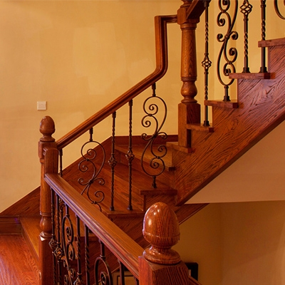 实木楼梯定制