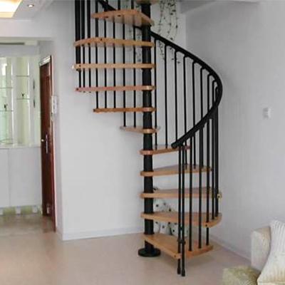 别墅旋转楼梯