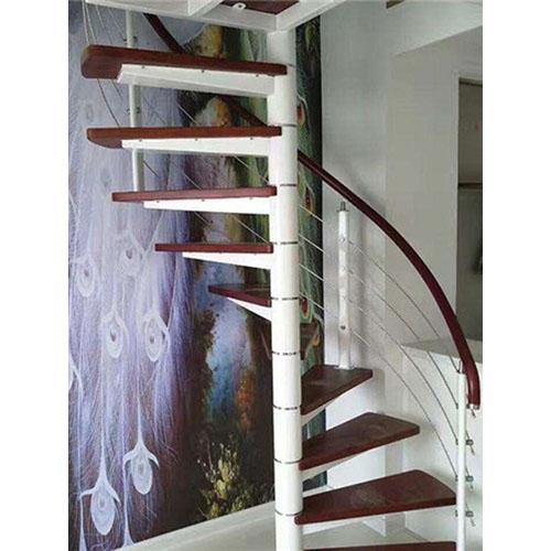 别墅中柱楼梯