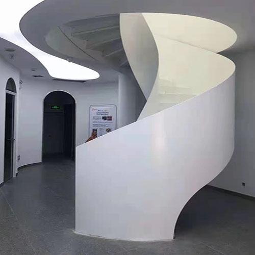 小型卷板楼梯